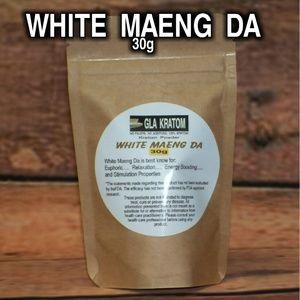 White Maeng Da Kratom -30GR- Lab Tested